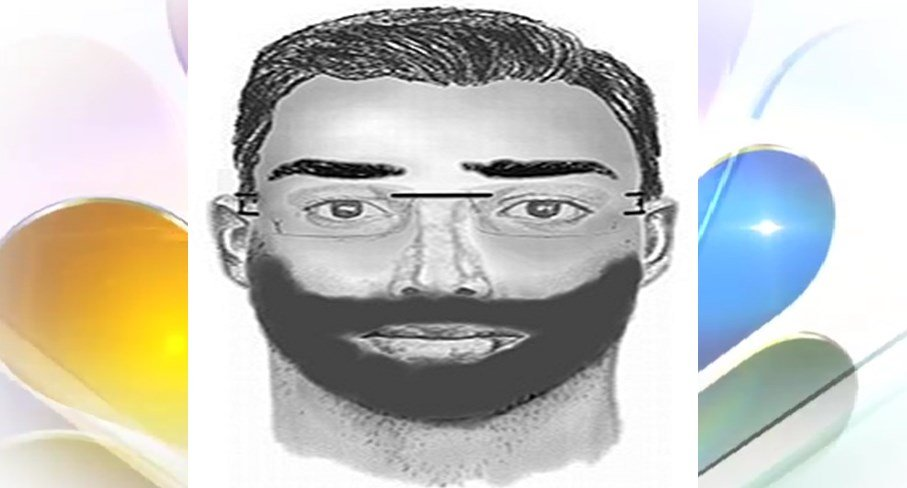 RSO: Composite sketch of the suspect