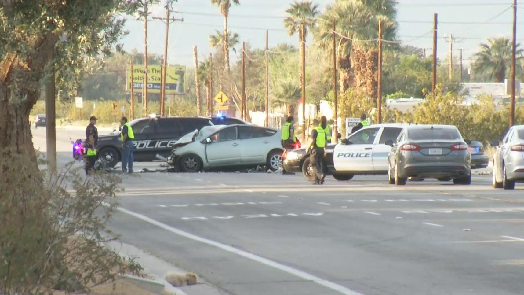 Woman Killed In Desert Hot Springs Crash Identified - Palm Springs News, Weather, Traffic ...
