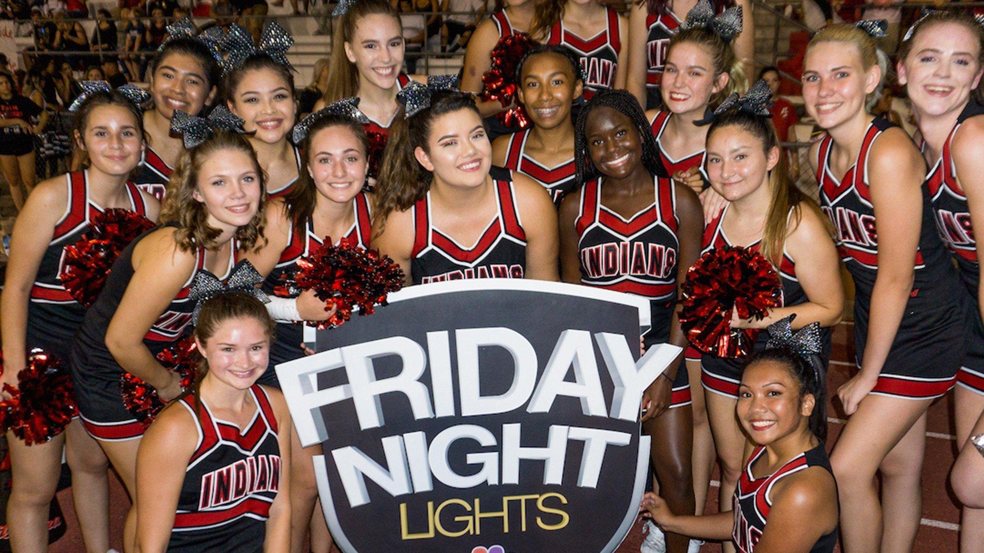 Palm Springs High School Cheerleaders