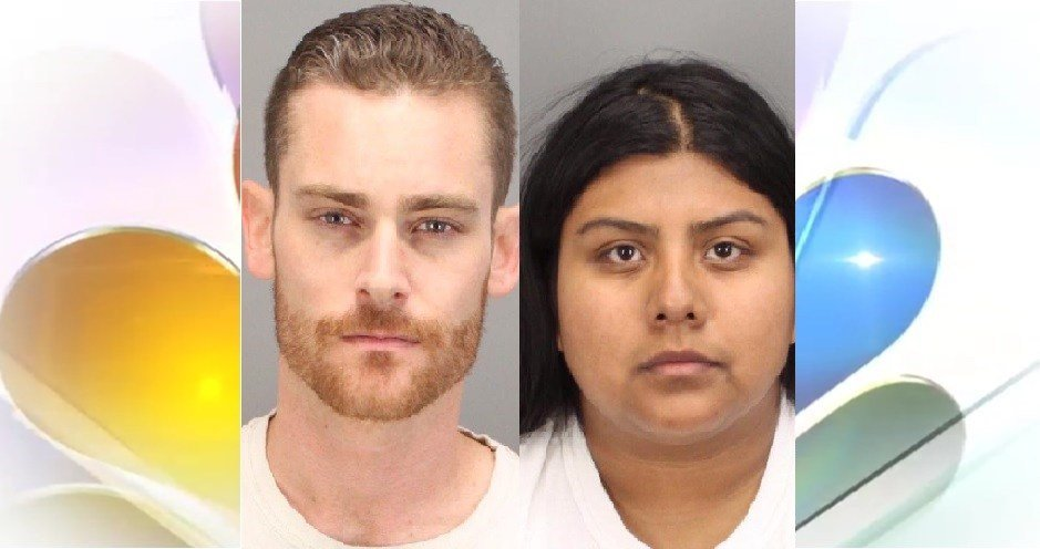 left Michael Flaherty; right Cynthia Fuentes