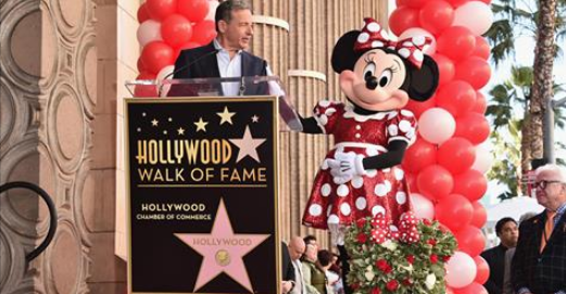 California Gurls: Katy Perry welcomes Minnie Mouse to Hollywood Walk of Fame