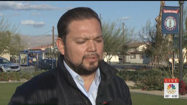 Steve Hernandez Mayor of Coachella