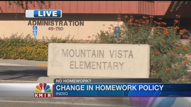 should the homework policy be changed As more districts begin to question the policy, the homework should schools be done with homework a change in thinking, and students should complete.