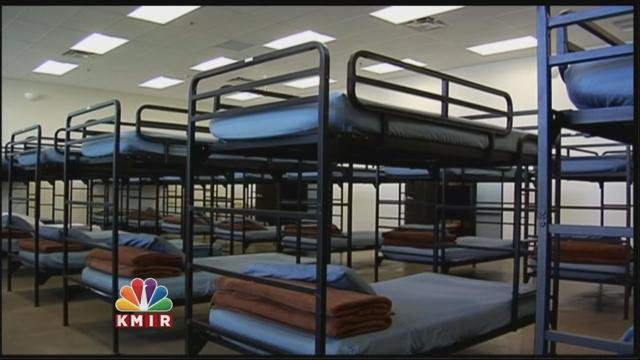 The Future of Roy's Homeless Shelter - KMIR News | Palm ...