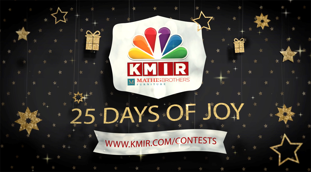25 Days of Joy: Winners - Palm Springs News, Weather, Traffic, Breaking News