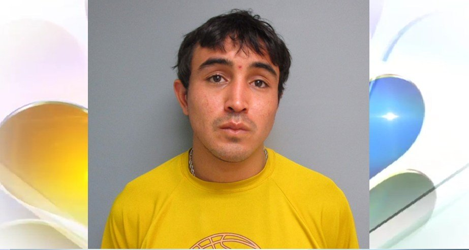Man Who Allegedly Brought Child With Him During DHS Break ...