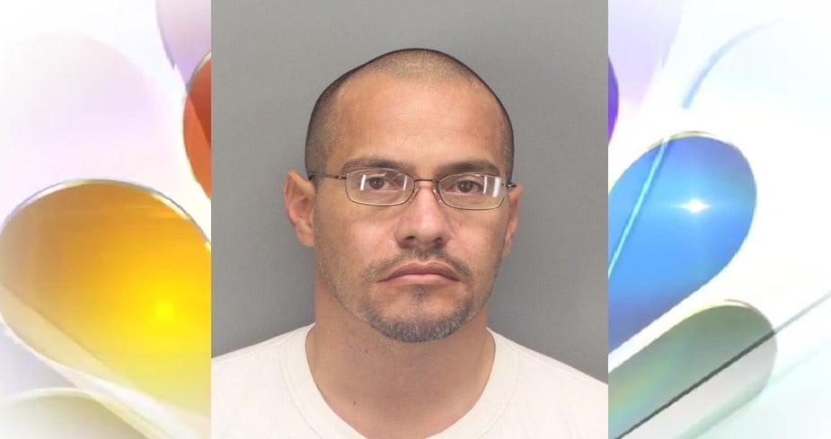 Man Caught on Surveillance Footage Allegedly Burglarizing ...