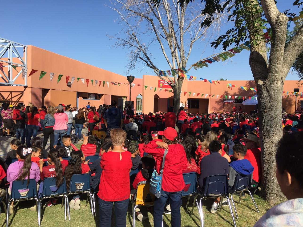 Adult cesar chavez school