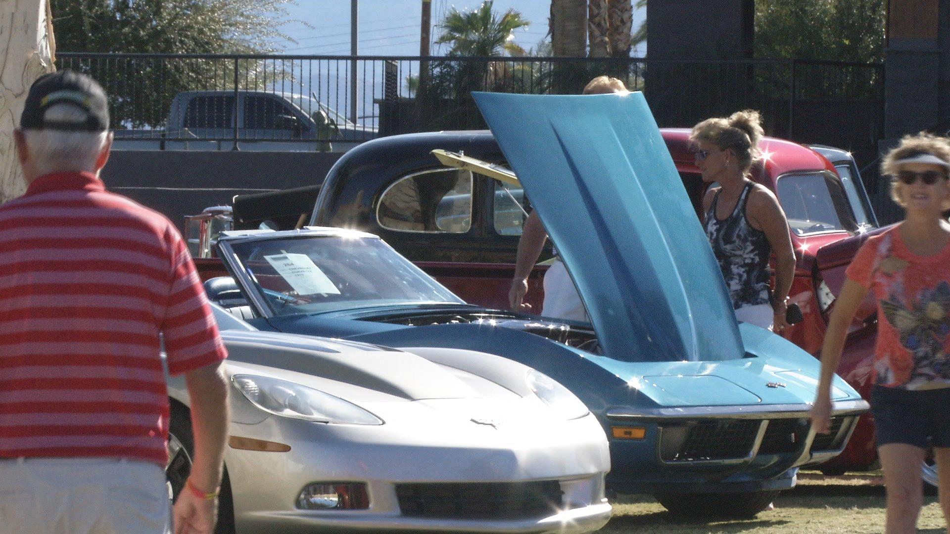 Classic Car Show Raising Money For Local Cancer Non Profit